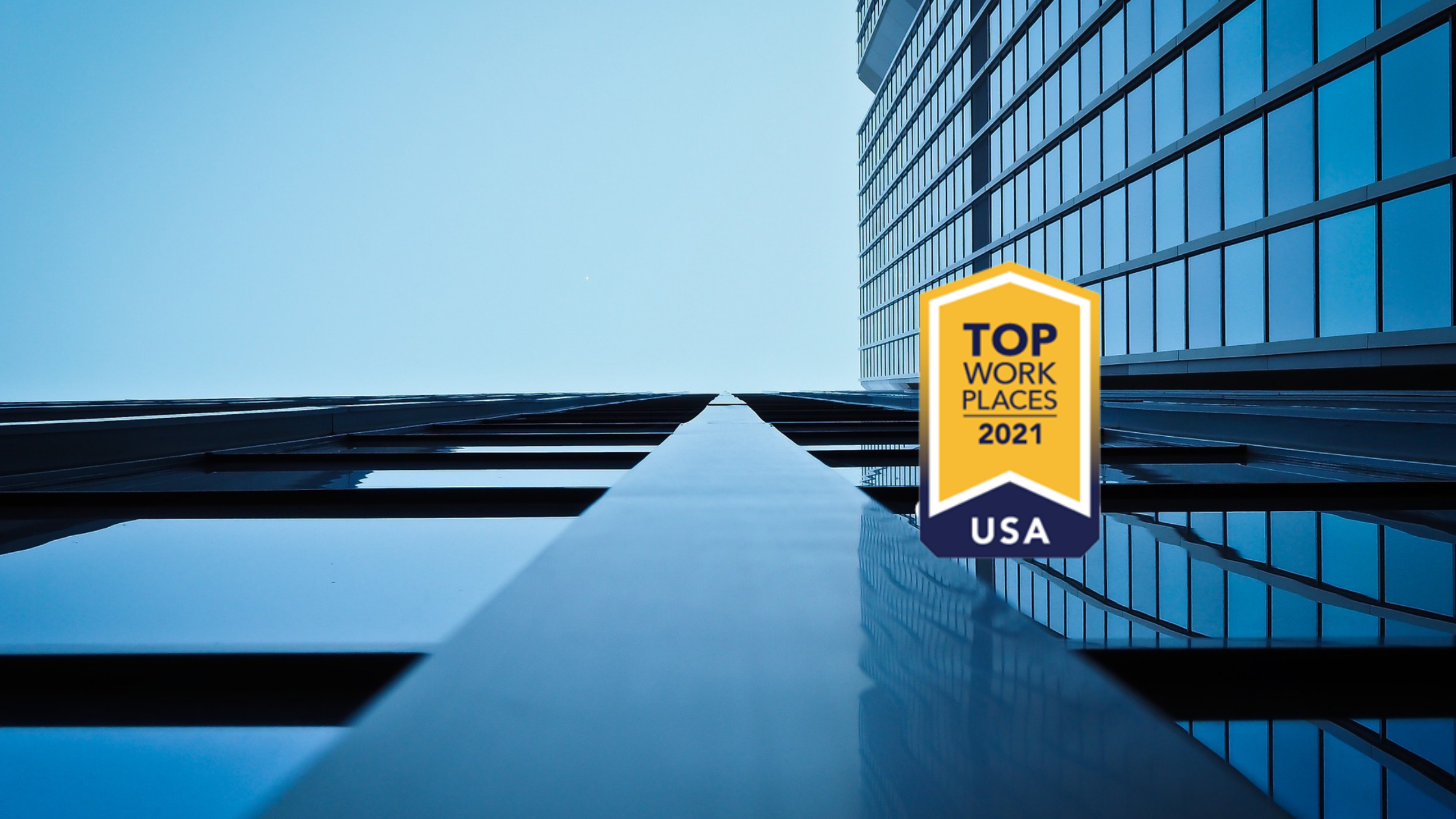 Utegration earns Top Workplaces USA 2021 award